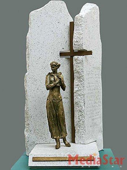 В «Бабиному Яру» постане пам'ятник Олені Телізі (ФОТО)