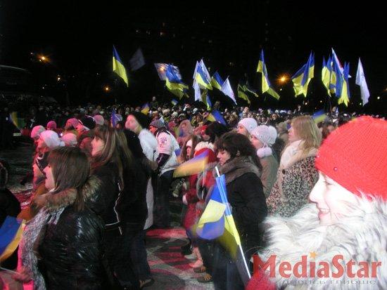 """""""З Україною в серці"""" знову у Львові (ФОТО)"""