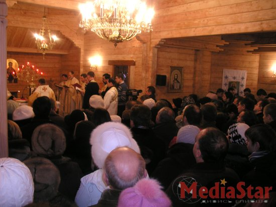 У Львові освятили студентський храм (ФОТО)