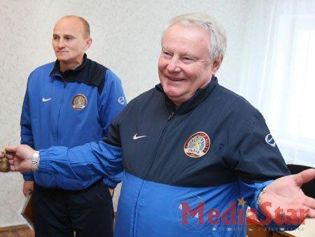 """У ФК """"Львів"""" новий тренер (ФОТО)"""