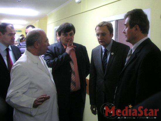 8-ма міська клінічна лікарня Львова святкує ювілей (ФОТО)
