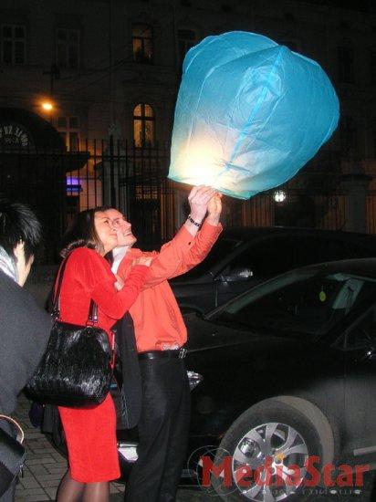 Пекінська опера в сучасному китайському живописі у Львові (ФОТО)