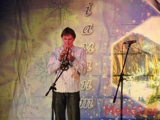 Юні таланти виступили на «Діаманті Карпат -2010» (ФОТО)