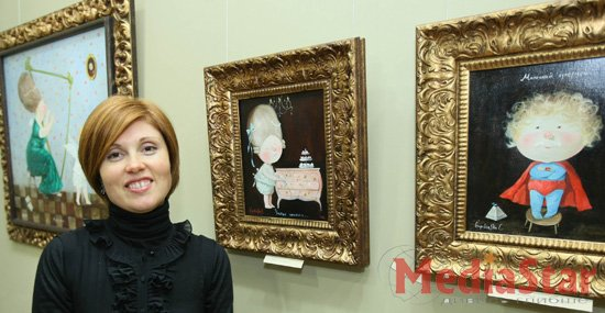 «Тепла виставка» від Євгенії ГАПЧИНСЬКОЇ (ФОТО)