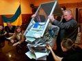Янукович 48,95%, Тимошенко - 45,47%