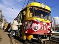 На «Трамвайчик закоханих» до Львова приїдуть пари з-за кордону