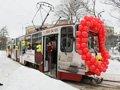 На «Трамвайчик закоханих» до Львова приїхали пари з-за кордону (ФОТО)