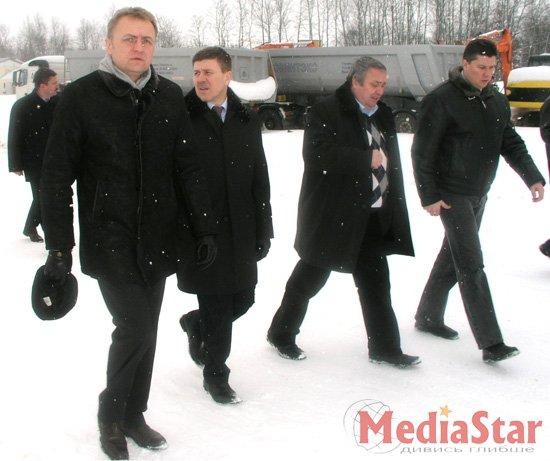 «Євро-2012» у Львова не відберуть, - Васюник (ФОТО)