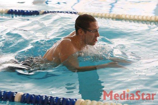 У шкільних басейнах майстер-класи чемпіонів світу з плавання (ФОТО)