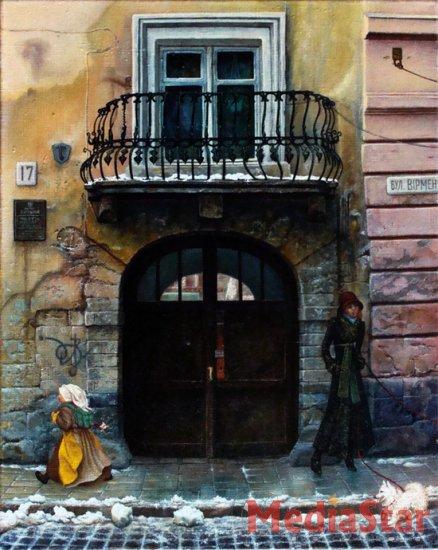 Світовідчуття Юрія Коха у «Цинамонованих крамницях» (ФОТО)