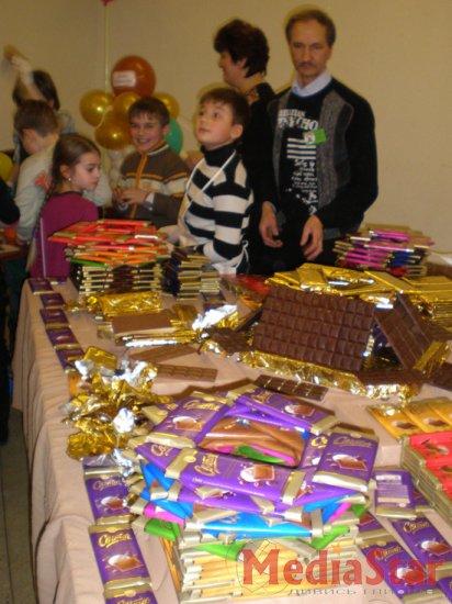 Львів на три днів став шоколадною столицею (ФОТО, ВІДЕО)