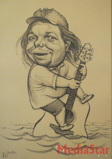 Виставка карикатур львівського бомонду (ФОТО)
