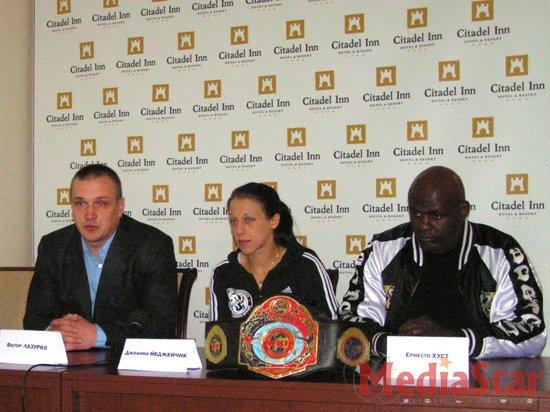 Бої за чемпіонські пояси по кікбоксингу пройдуть у Львові (ФОТО)
