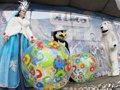 Літні канікули Діда Мороза – у Львові (ФОТО)