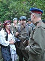 У Львові УПА постріляла «енкаведистів» (ФОТО, ВІДЕО)